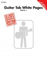 Guitar Tab White Pages Volume 1