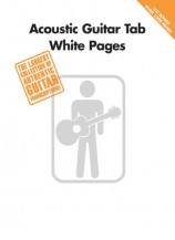 Acoustic Guitar Tab White Pages