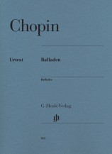 (Chopin) Ballades