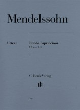 (Mendelssohn) Rondo Capriccioso op. 14